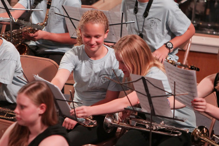 2013, Honor Band, Spring (209)